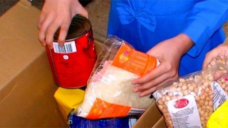Hollanda'da gıda bankasından yardım alanlar arttı