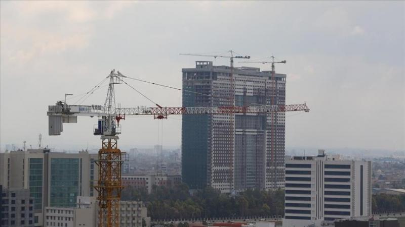 Çiftcilerden sonra şimdide inşaat sektörü eylem için Den Haag'da