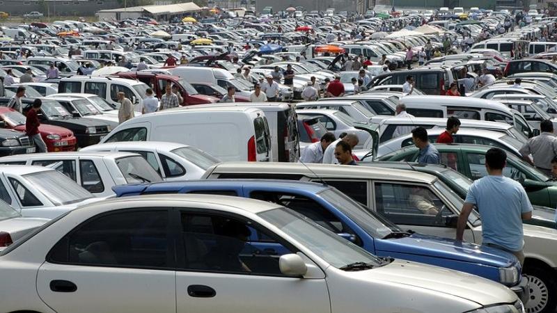 Hollanda'da  trafiğe kayıtlı araç sayısı 12 milyon 700 bin