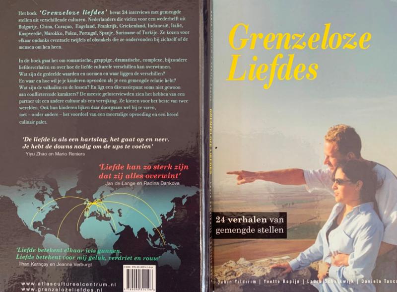 Hollanda'da yabancı evlilikle ilgili olarak ikinci kitap yayınlandı