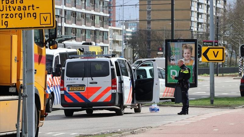 Hollanda'daki Saldırıda Ölü Sayısı 4'e Yükseldi