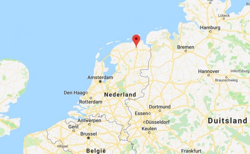 Hollanda'nın Groningen şehrinde deprem