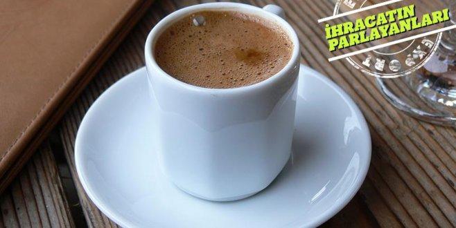 İHRACATIN PARLAYANLARI - Türk kahvesiyle sınırları aştılar