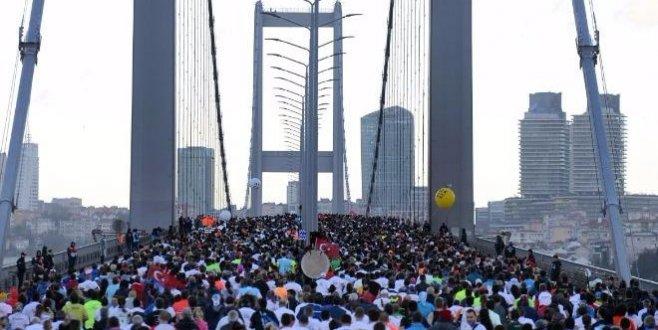 İstanbul Maratonuna 125 bin kişi katılacak