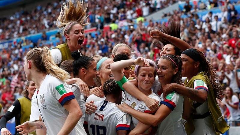Kadınlar Dünya Kupası'nı ABD kazandı