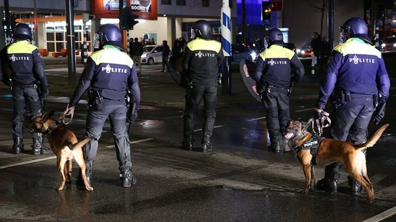Lahey polisinde ayrımcılık ve suiistimal dizboyu