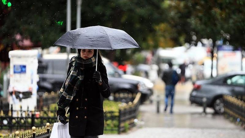 Şimdiye kadarki en soğuk 6 Ekim ölçüldü
