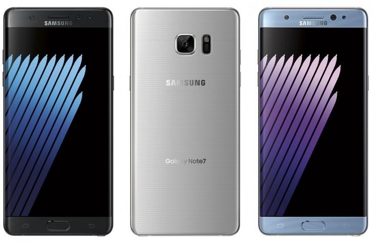 Prijs bekend van Galaxy Note 7: 849 euro