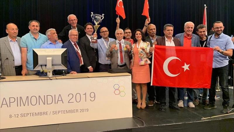 Prijs voor s werelds beste honing aan Turkije