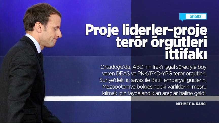 Proje liderler-proje terör örgütleri ittifakı