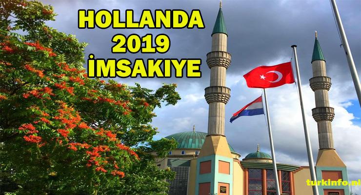 Ramazan Hollanda imsakiyesi 2019 yayınlandı