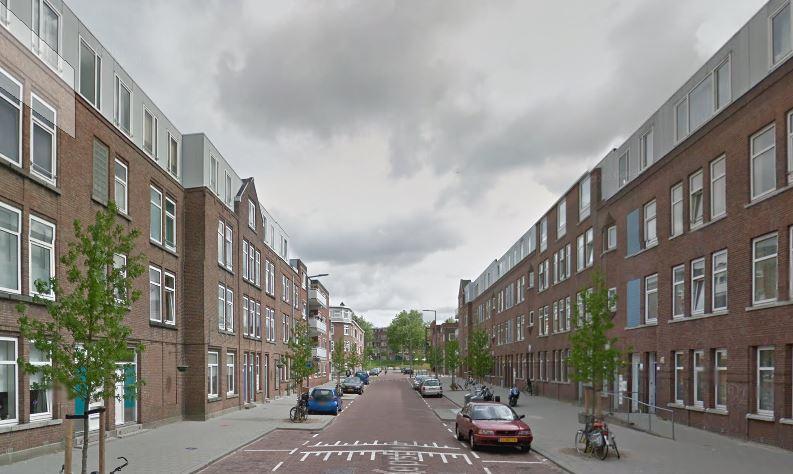Rotterdam Spangen'da bir ev otomatik silahla tarandı