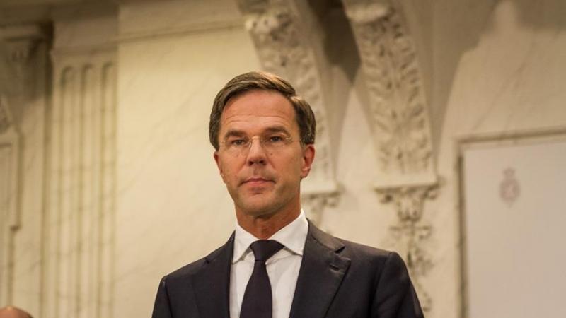 Hollanda Başbakanı Rutte'yi sosyal medyadan tehdit eden kişiye ceza