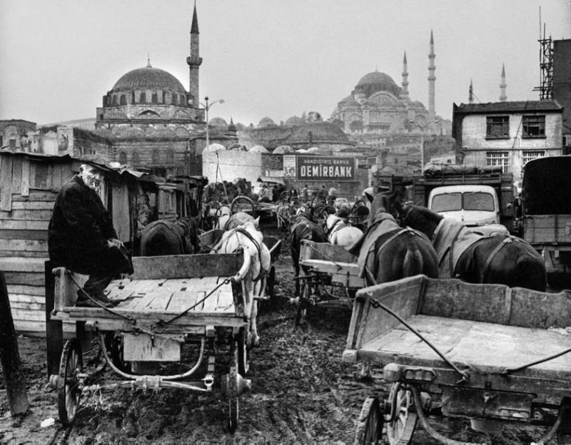 Saluut aan fotograaf Ara Güler, het 'oog van Istanbul'