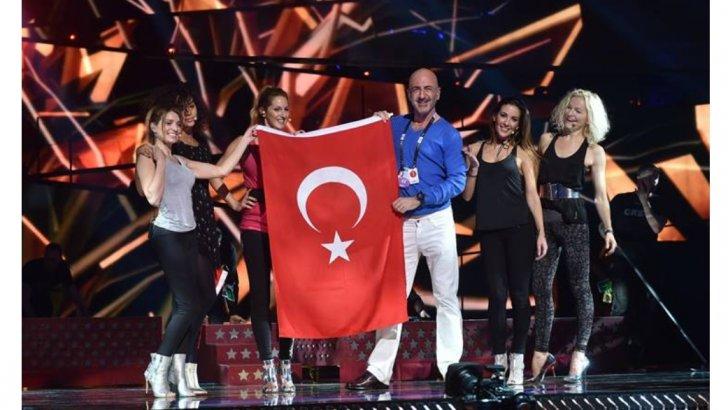 San Marino wordt wederom vertegenwoordigd door een Turk op de Eurovisie songfestival