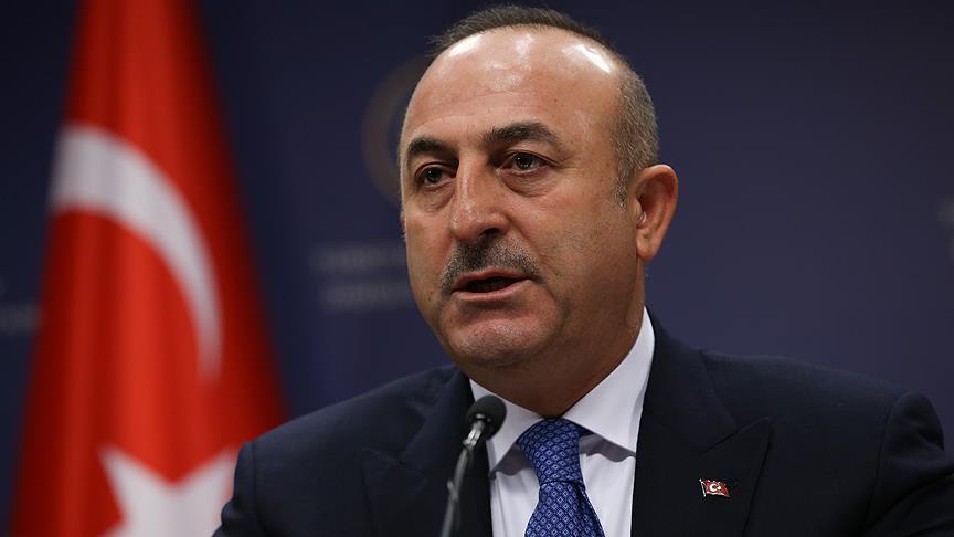 Speech Çavuşoğlu kan niet tegengehouden worden in Nederland