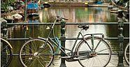 Bisikletle Amsterdam turu ve Amsterdam'da bisiklete binmek