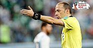 Cüneyt Çakır, Dünya Kupası'nda yarı final yönetecek