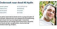 Enschede kentinde vurulan kişinin Samsunlu Ali Aydın olduğu belirtildi