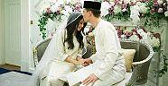 Eski futbolcu, Müslüman olup prensesle evlendi!