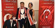 Hollanda'da üçüncü Altın Lale güzellik ödülünü Tuğçe Evren aldı