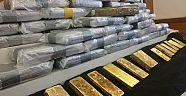 Hollanda'dan gelen Uyuşturucu operasyonundan altın takası çıktı!