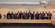 Hollanda Türk iş dünyası ve sivil toplum kuruluşlarının temsicileri Leiden'de toplandı