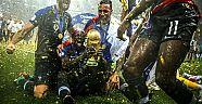 Hollandada Fransa, Hırvatistan Finalini 2,9 milyon kişi izledi