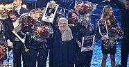 İsveç'te yılın kahramanı bir Türk kadını
