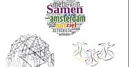 laffe en weerzinwekkende daad op de ISN Amsterdam Emir Sultan Moskee