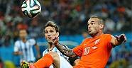 Sneijdere milli takımda jübile maçı