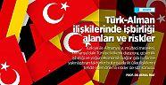 Türk-Alman ilişkilerinde iş birliği alanları ve riskler