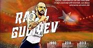 Türk atletizminin gururu Guliyev