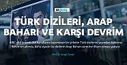 Türk dizileri, Arap Baharı ve karşı devrim