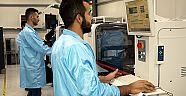 Türkiye'nin ilk yerli LED ekran fabrikası tanıtıldı