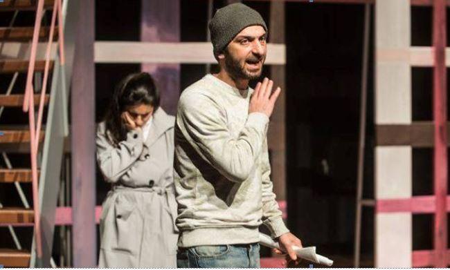Türk asıllı rejisör Sadettin Kırmızıyüz'den, tartışma yaratan bir oyun: Metropolis#1