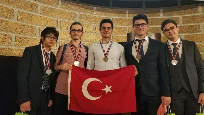 Türk Fizik Olimpiyat Takımı Avrupa şampiyonu oldu