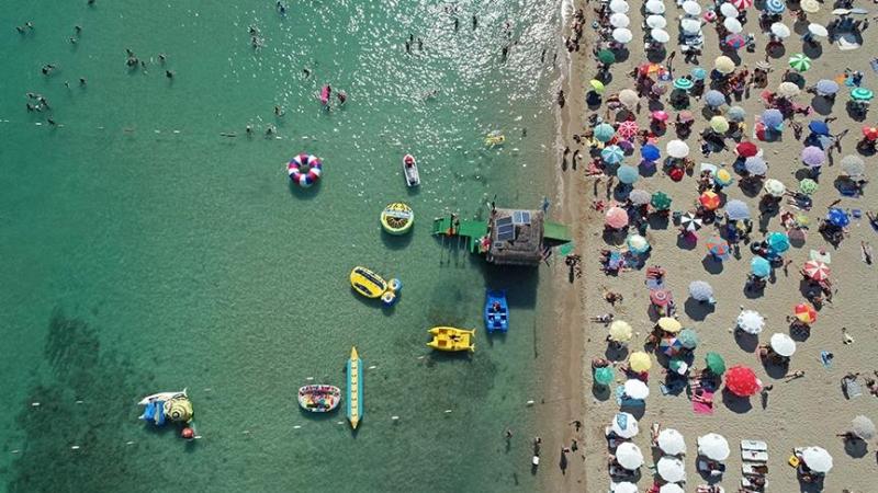 Turkije heeft in de eerste 10 maanden van 2018 meer dan 41 miljoen bezoekers ontvangen