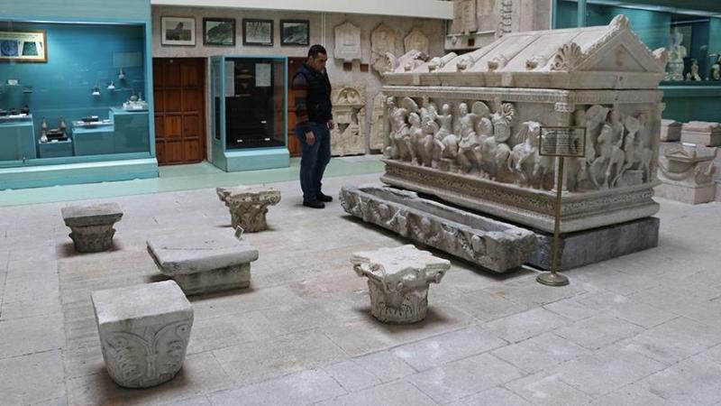 Turkije herbergt meest intacte Amazone sarcofagen