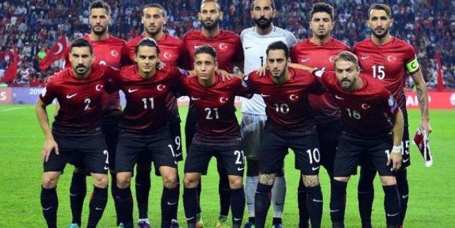 Türkiye-Arnavutluk maçına doğru