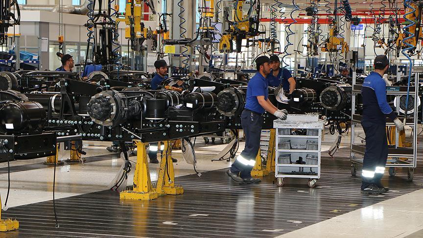 Türkiye'de endüstri 4.0 için 'model fabrika' kuruluyor
