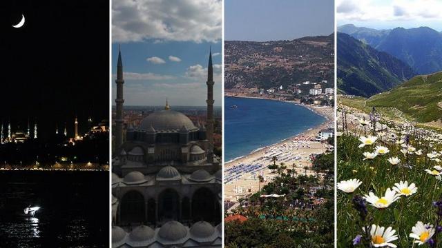 Türkiye'den 4 il dünyanın en çok ziyaret edilen şehirleri arasında