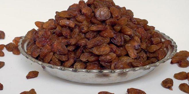 Türkiye kuru üzüm üretiminde dünyada birinci