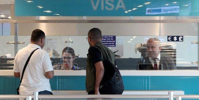 Türkiye'nin AB ile vize serbestisi planında hazırım mesajı
