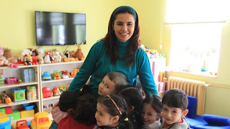Turkse docente bij laatste 10 voor een global award