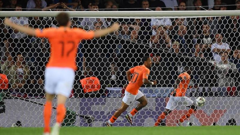 UEFA Uluslar Ligi'nde finalin adı Portekiz-Hollanda