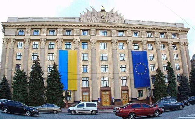 Ukrayna'da vizesiz Avrupa kutlamaları