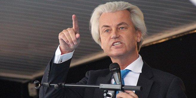 Sıfır çeken Irkçı lider Wilders, Hiç bir zaman istifa etmeyeceğim dedi