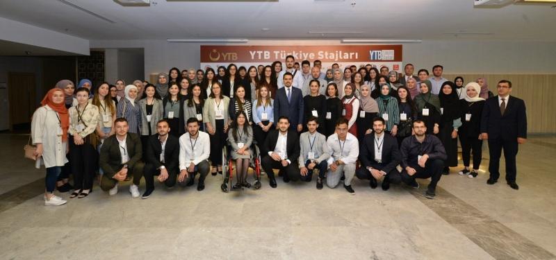 YTB Türkiye Stajları Programının 2019 Dönemi Başladı