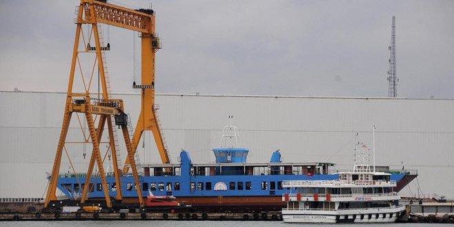 Yükte hafif pahada ağır gemiler inşa ediyorlar